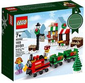 LEGO Kerstmis Treinrit - 40262