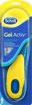 Scholl Inlegzolen Gel Activ Everyday Man – 1 Paar