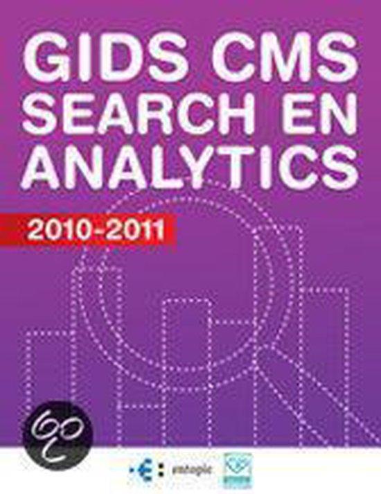 2010 - 2011 Search en Analytics Gids CMS - Harrie Postma | Fthsonline.com