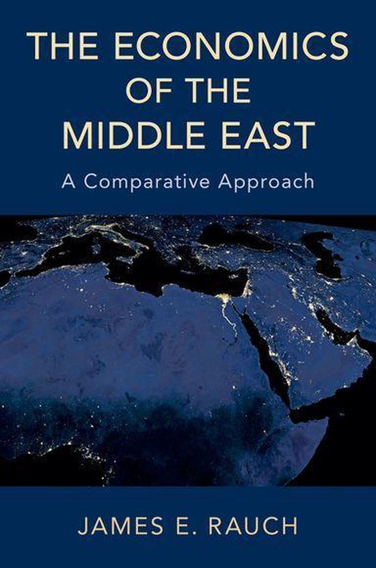 Boek cover The Economics of the Middle East van James E. Rauch (Onbekend)