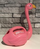 Gieter Flamingo bedankt dat u mij hielp groeien | Juf & Meester