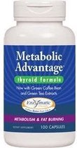 Life Extension Metabolic Advantage Thyroid Formula