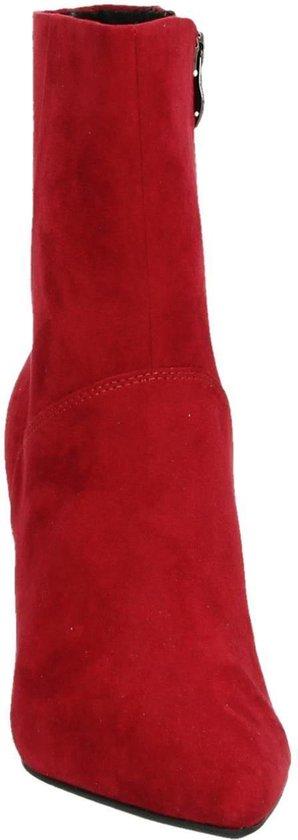 Tamaris dames enkellaars - Rood - Maat 36 NM2vhdtO