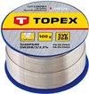 TOPEX Soldeertin 1,0 mm, met harskern
