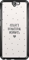 HTC One A9 hoesje - Collect beautiful moments