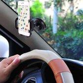 SHUNWEI SD-1121G Autotelefoon Multifunctionele montagehouder, Windscherm / Dashboard Universele auto Mobiele telefoonhouder, voor iPhone, Galaxy, Huawei, Xiaomi, Sony, LG, HTC, Google en andere iOS / Android-smartphones