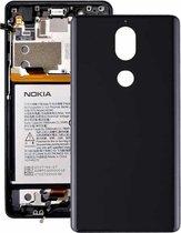 Let op type!! Back Cover for Nokia 7(Black)