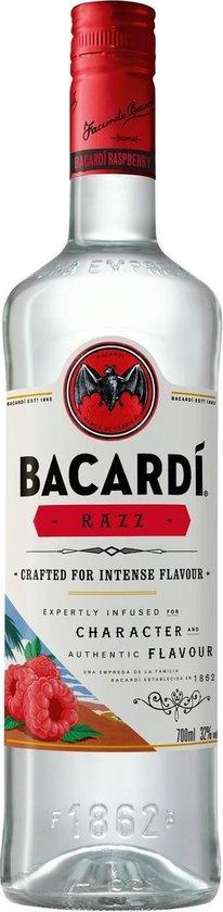 Bacardi Razz - 70 cl