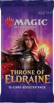 Magic The Gathering Booster Pack Throne Of Eldraine