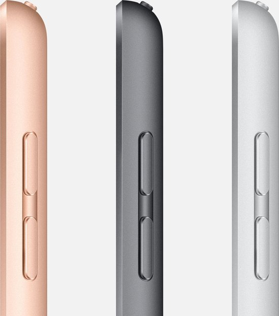Apple iPad (2019) 128 GB Wifi Zilver