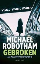 Boek cover Gebroken van Michael Robotham