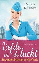 Liefde in de lucht 7 - Stewardess Hannah in New York