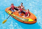 Intex Explorer Pro 300 Opblaasboot - Inclusief ped