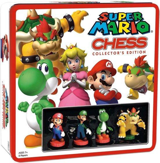 Afbeelding van het spel Nintendo Super Mario Schaakspel