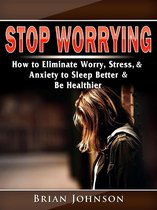 Omslag Stop Worrying