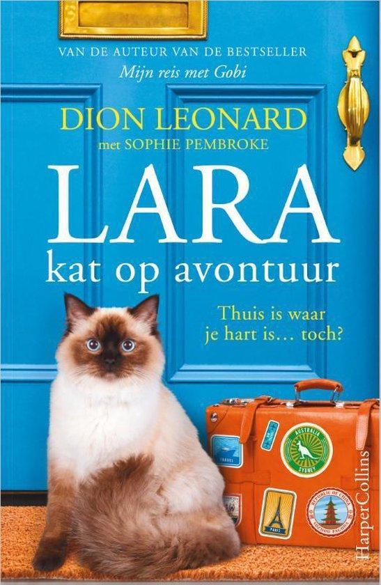 Lara, kat op avontuur - Dion Leonard   Readingchampions.org.uk