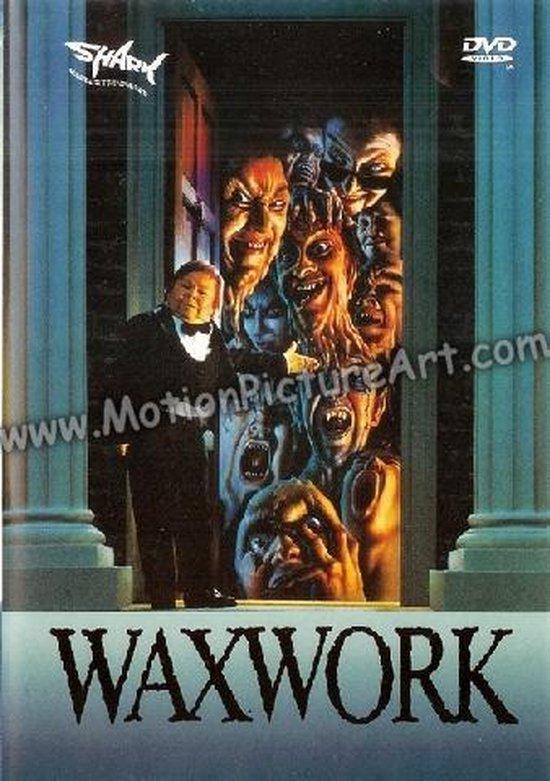 Cover van de film 'Wax Work'