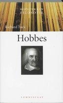 Boek cover Kopstukken Filosofie - Hobbes van Richard Tuck