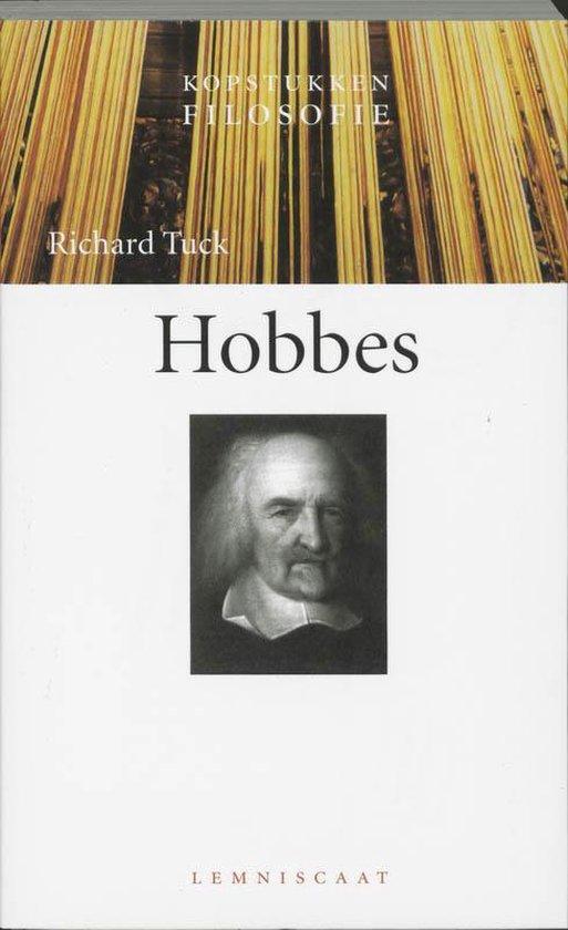 Kopstukken Filosofie - Hobbes - Richard Tuck |