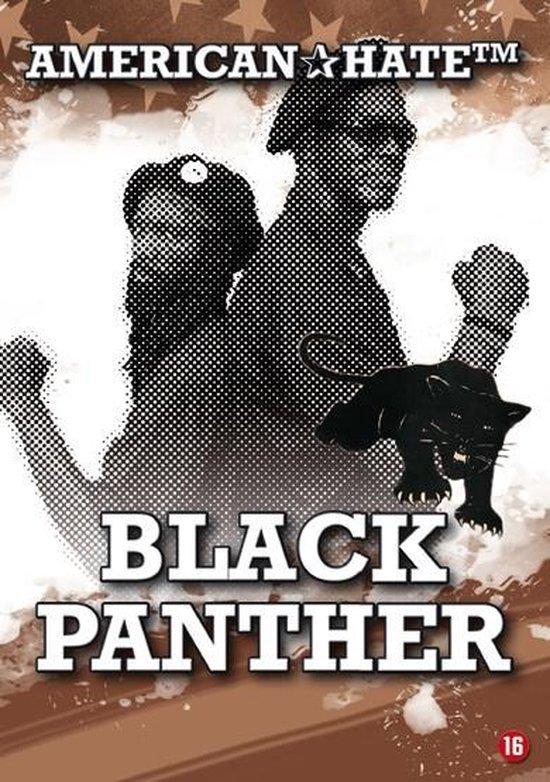 Cover van de film 'American Hate - Black Panther'