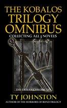 Omslag The Kobalos Trilogy Omnibus