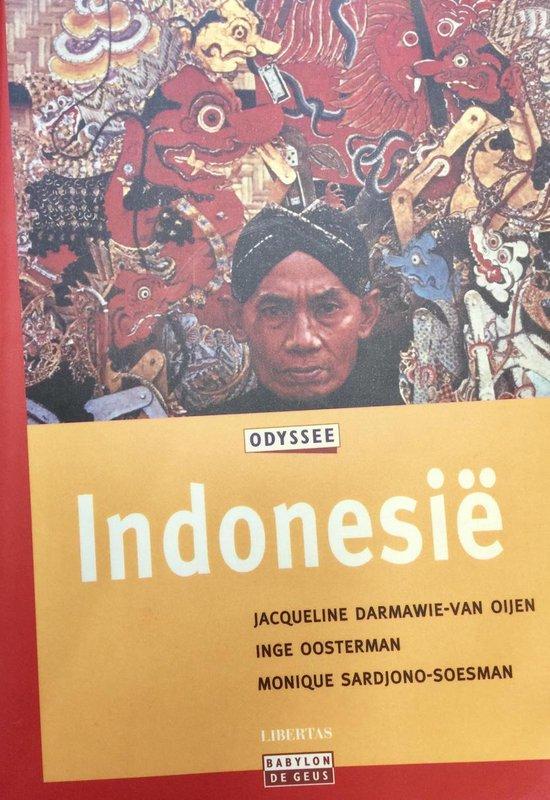 Indonesie (odyssee) - Jacqueline Darmawie-van Oijen |