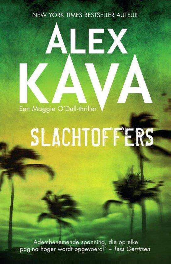 Harlequin Alex Kava Thriller 8 - Slachtoffers - Alex Kava  