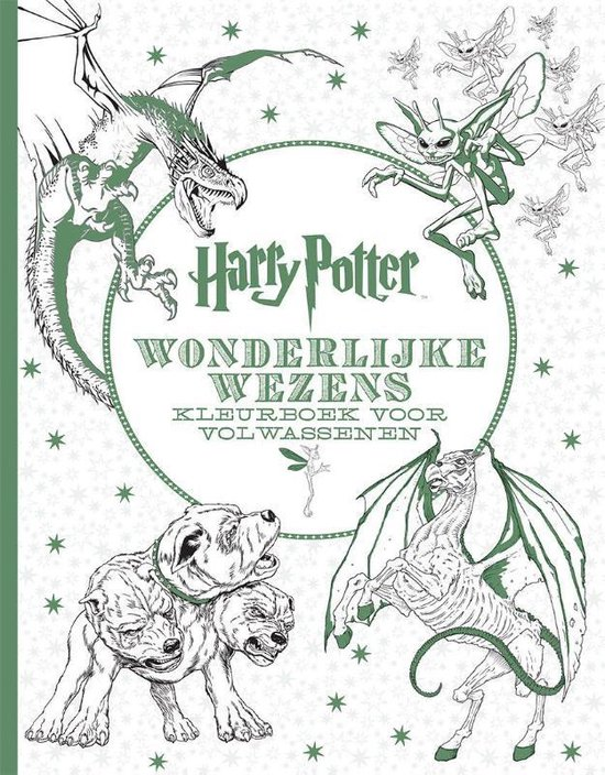 Harry Potter wonderlijke wezens 2 - Schrijver |