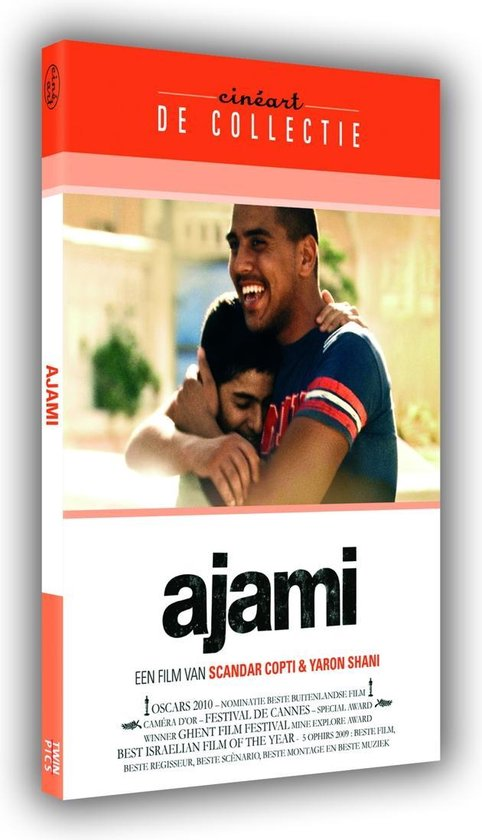 Cover van de film 'Ajami'