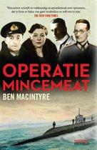 Boek cover Operatie mincemeat van Ben Macintyre (Onbekend)