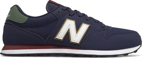 bol.com | New Balance GM500 D Heren Sneakers - blue