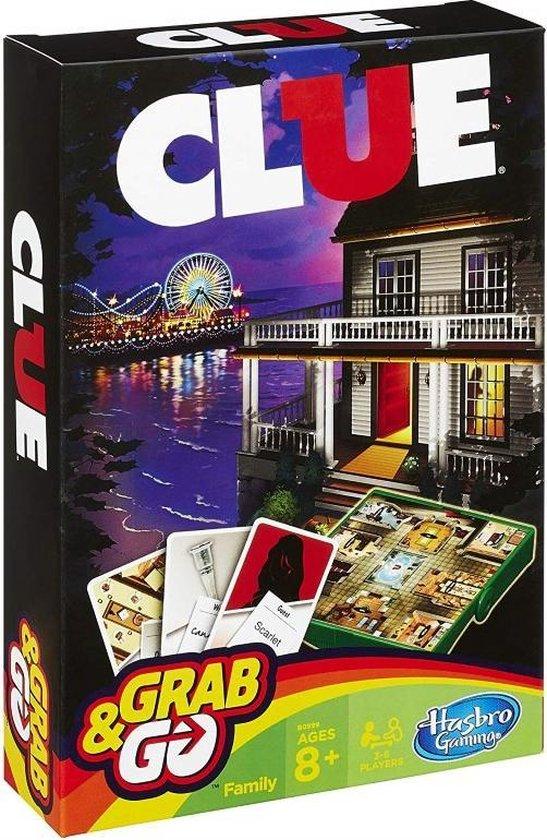Afbeelding van het spel Hasbro Cluedo Deductie Volwassenen en kinderen