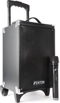 Fenton ST050 Portable Sound System 8 BT/MP3/USB/SD/VHF