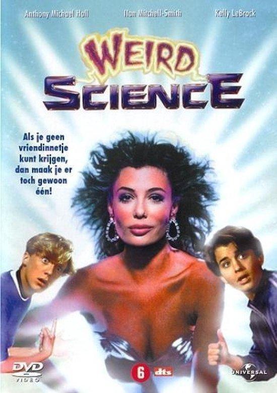 Cover van de film 'Weird Science'