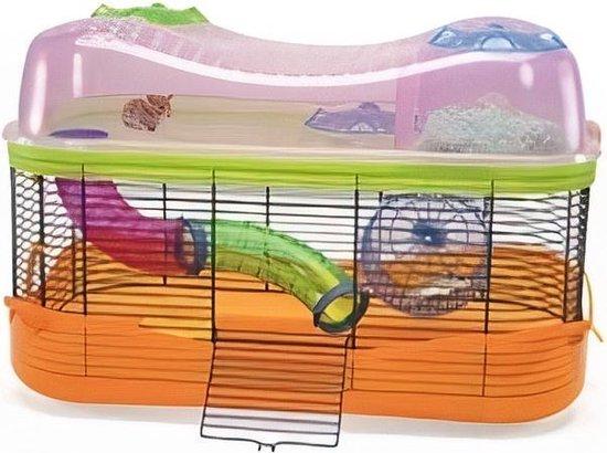 Imac hamsterkooi fantasy (58X38X38,5 CM)