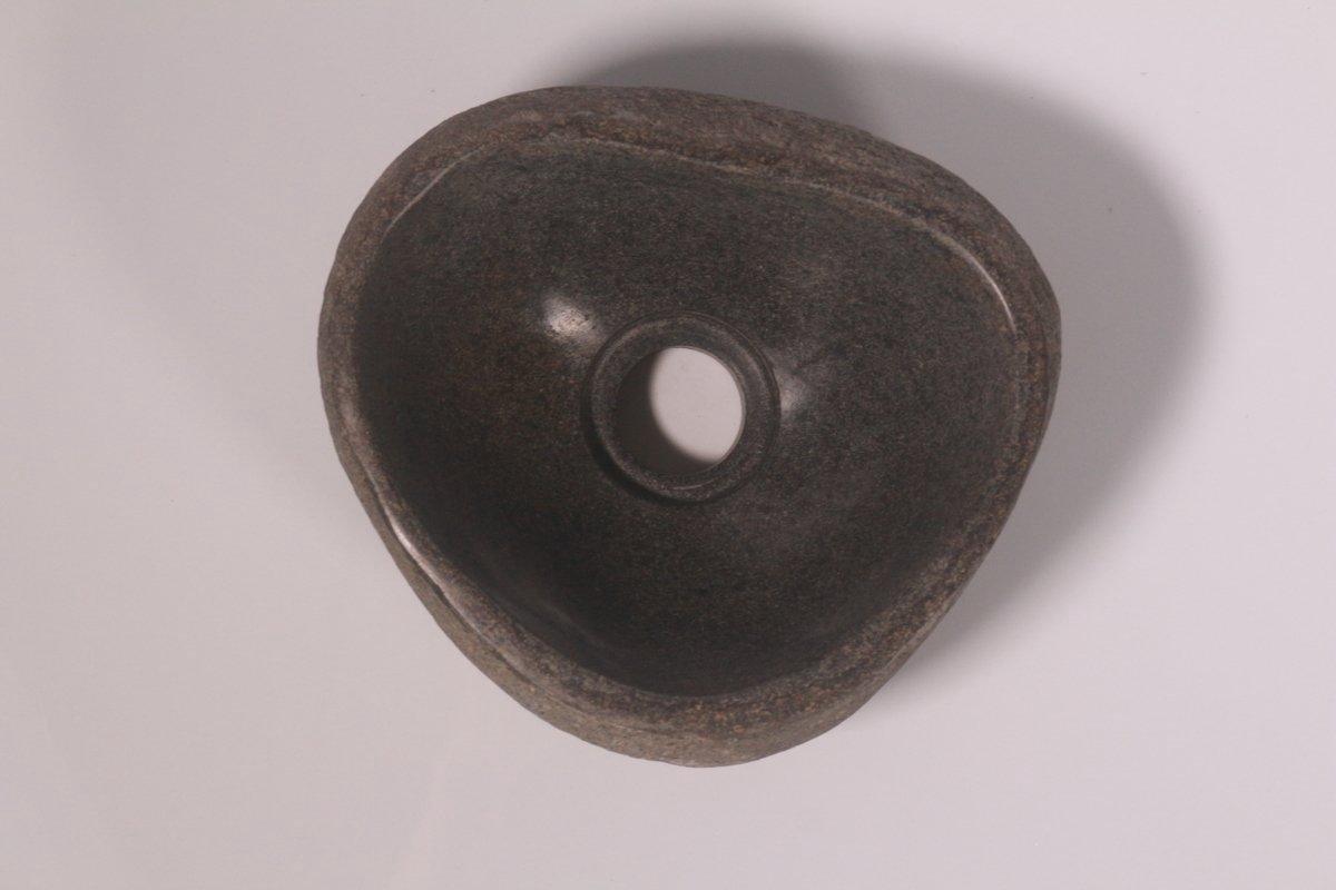 Natuurstenen waskom | DEVI-W21-266 | 24x20x12