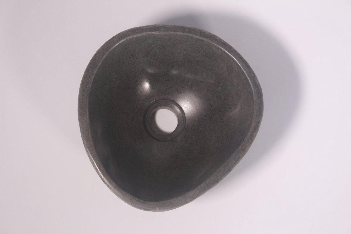 Natuurstenen waskom | DEVI-W21-249 | 27x26x12