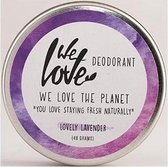 We Love The Planet - Lovely Lavender natuurlijke deodorant - 48g