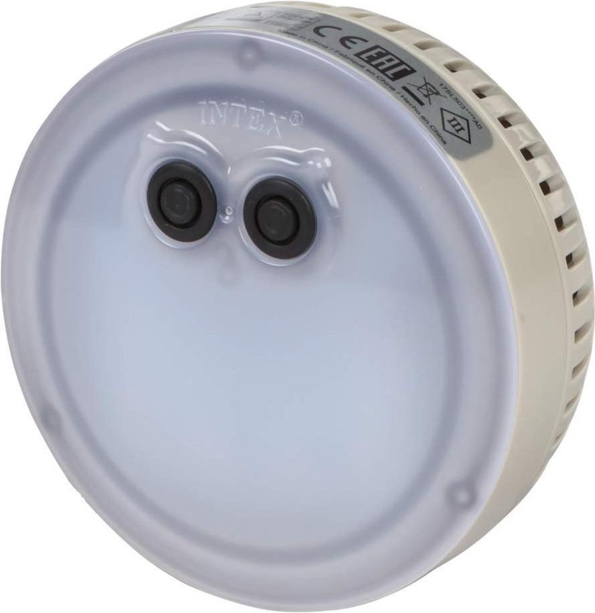 Intex Led-verlichting Multicolor Voor Spa 16,5 Cm Wit