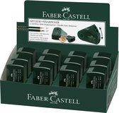 """Puntenslijper Faber-Castell """"Sleeve"""" groen"""