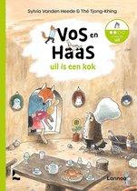 Vos en Haas  -   Ik leer lezen met Vos en Haas - Ik lees als Uil - uil is een kok