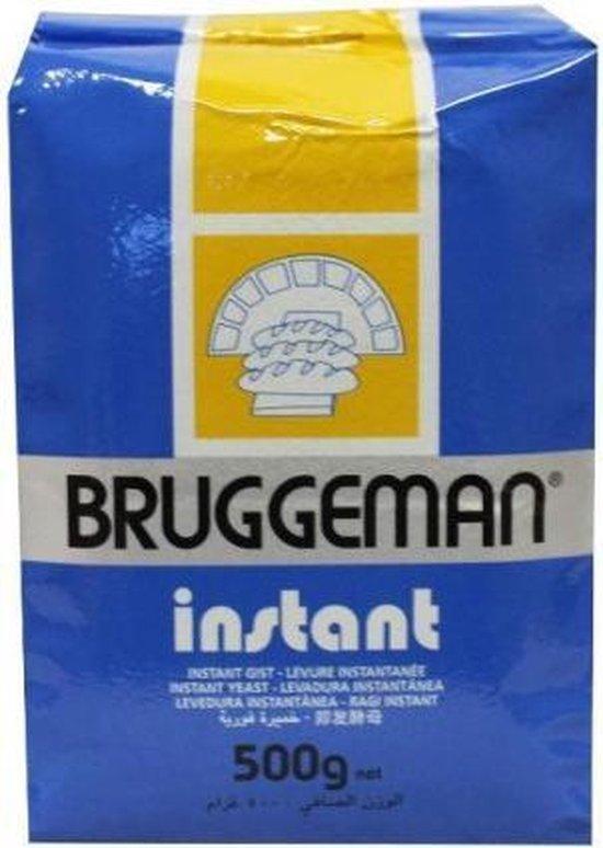 Bruggeman Gist 500 gram