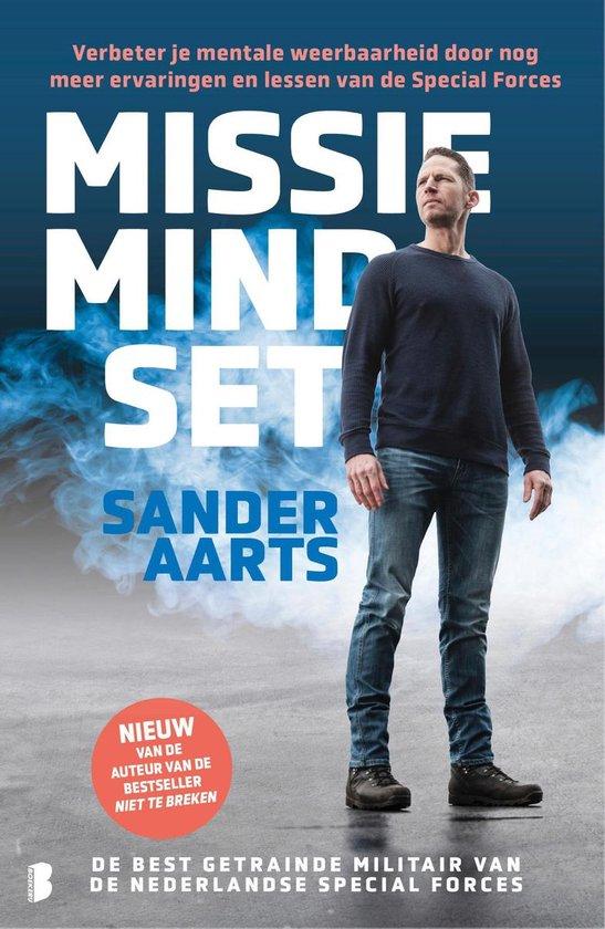 Boek cover Missie mindset van Sander Aarts (Paperback)