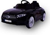 Mercedes CLS350 - Elektrische Kinderauto - Accu Auto - Sterke Accu - Afstandsbediening - Zwart