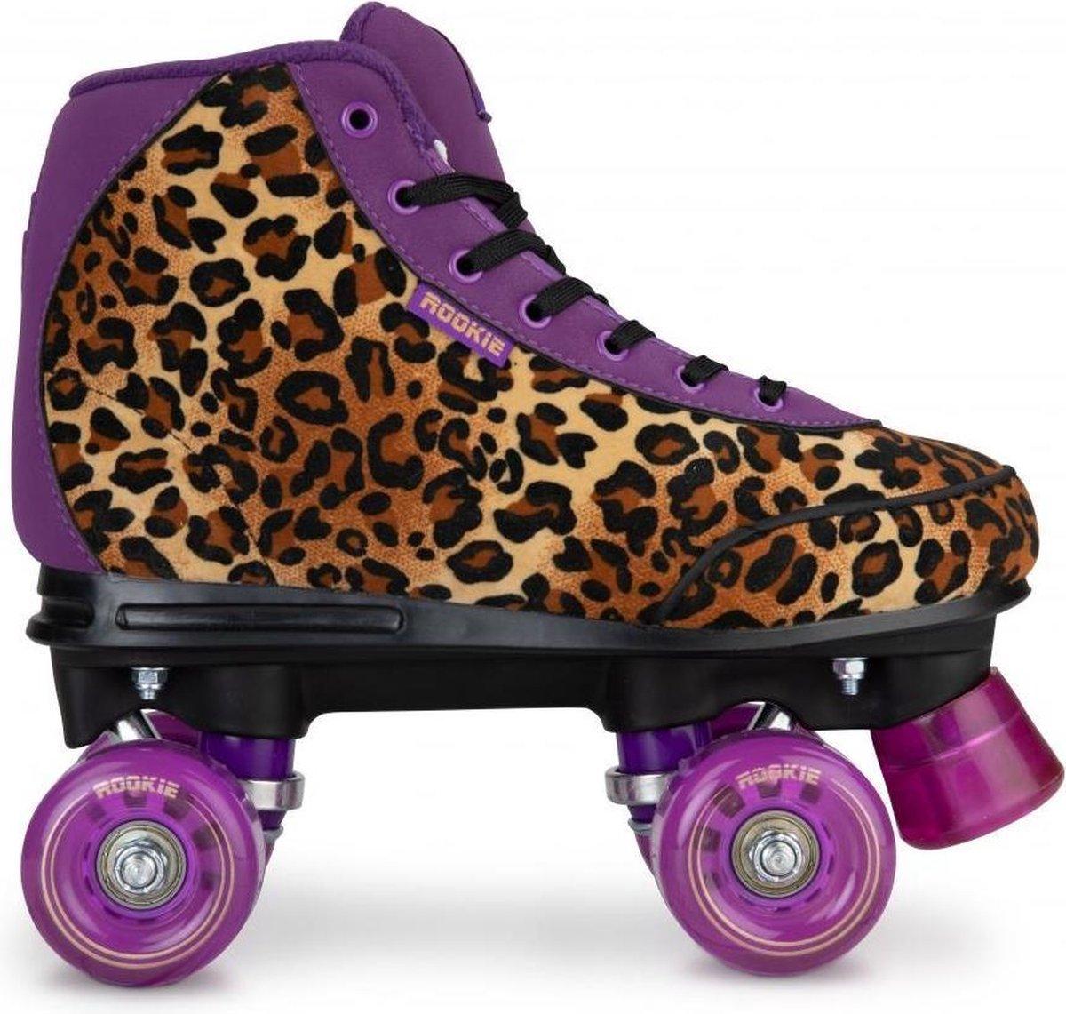 Rookie Harmony Leopard rolschaatsen (RKE-SKA-2724)