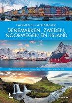 Lannoo's autoboek  -   Lannoo's Autoboek Denemarken, Zweden, Noorwegen en IJsland