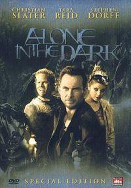 Cover van de film 'Alone In The Dark'