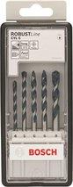 Bosch - 5-delige Robust Line betonborenset CYL-5 4; 5; 6; 6; 8 mm