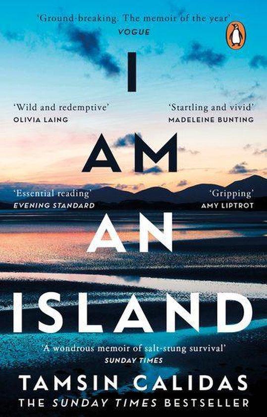 Boek cover I Am An Island van Tamsin Calidas (Onbekend)