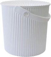 Hachiman - Omnioutil Bucket M - white